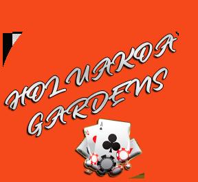 logo holuakoa gardens